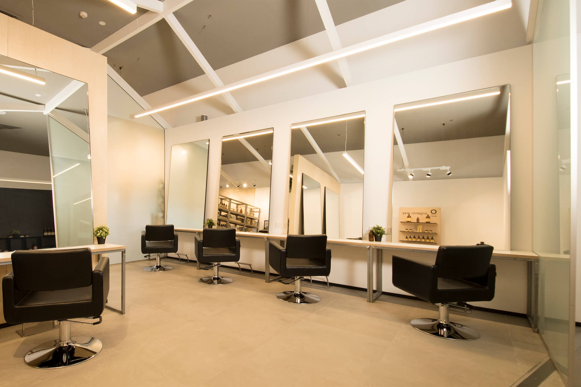 Naturally Organic Hair Salon