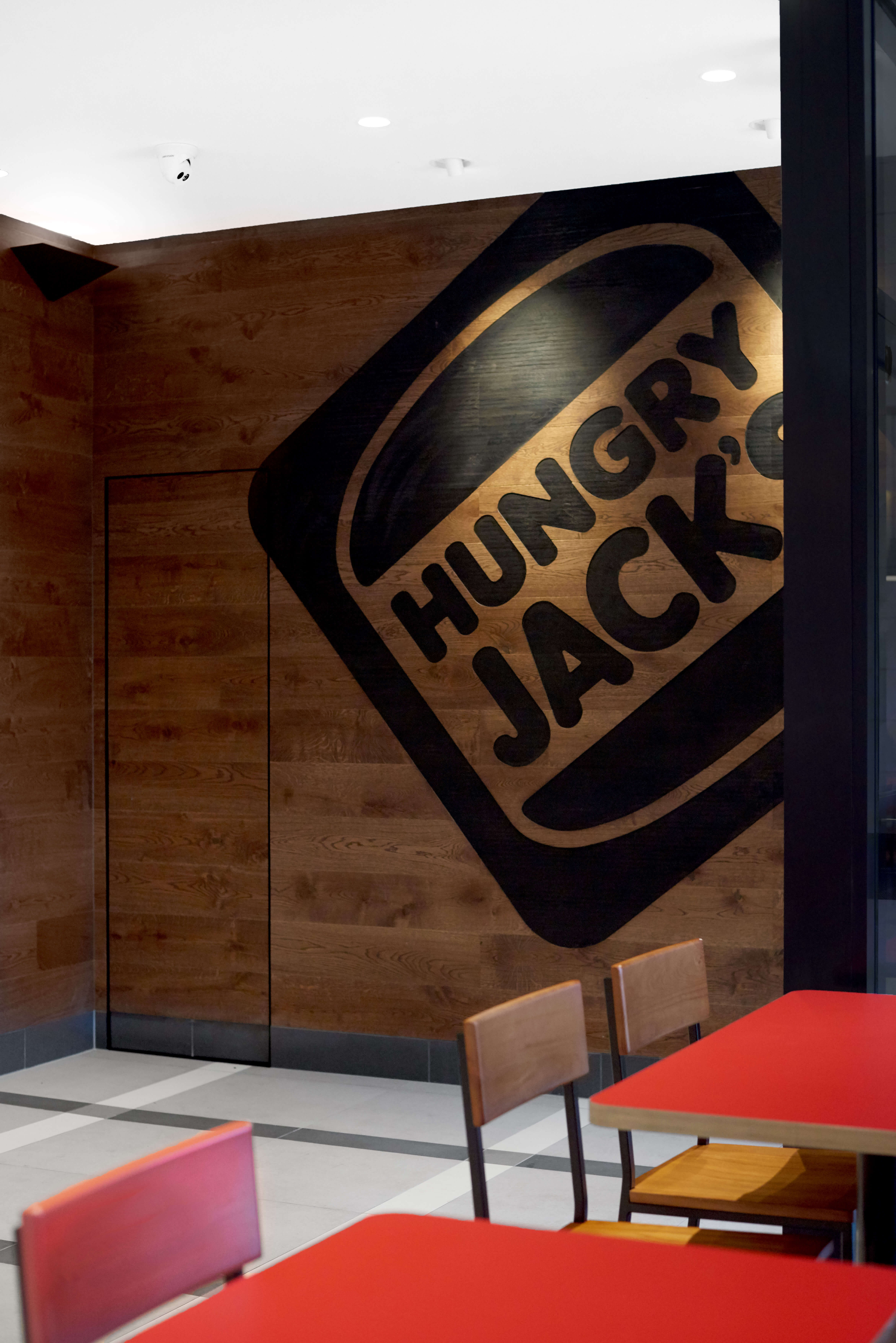 Hungry Jacks Deagon